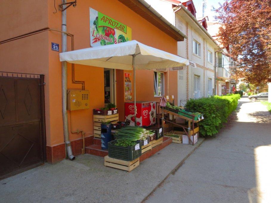 Minimarket - strada Matei Basarab nr. 25