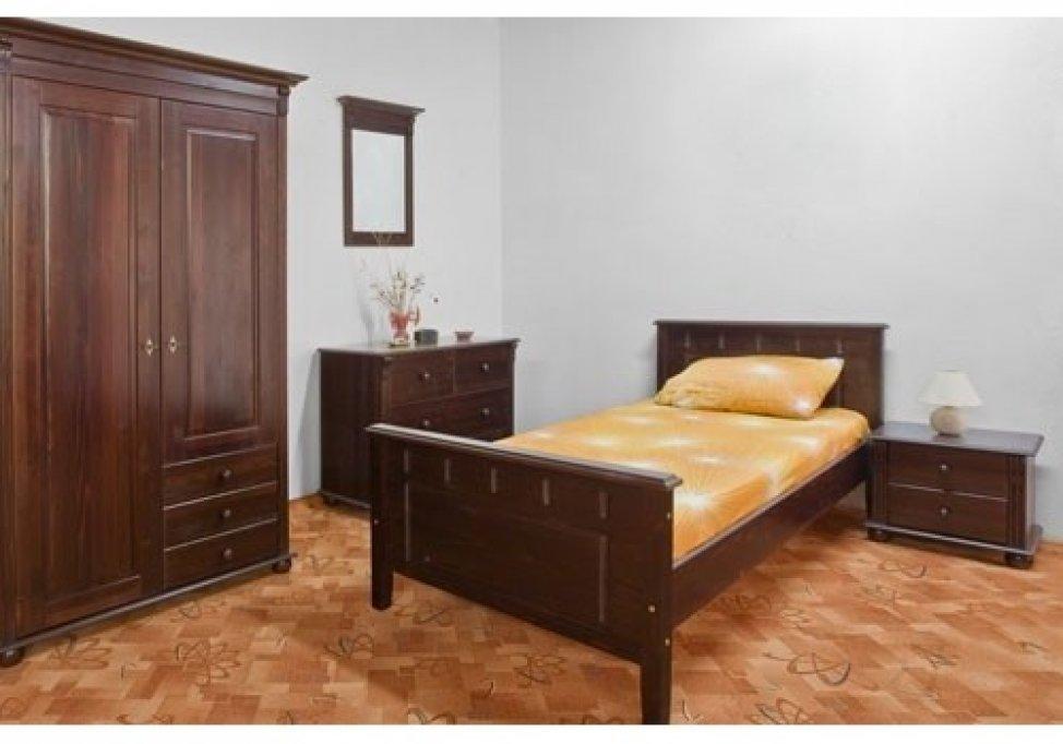 Mobila de dormitor din lemn masiv in Timisoara