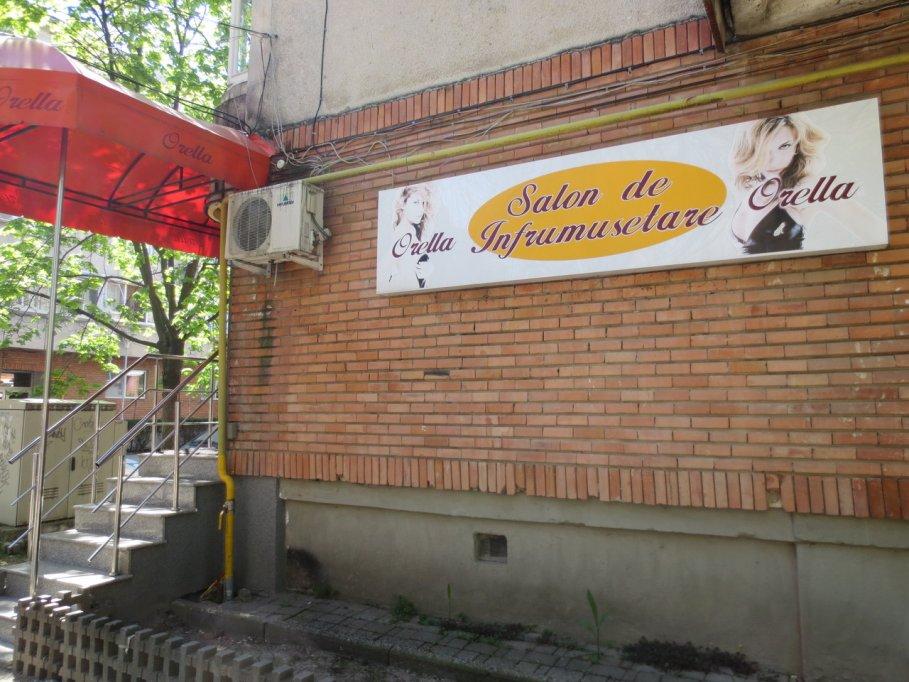Salon Orella - str. Matei Basarab