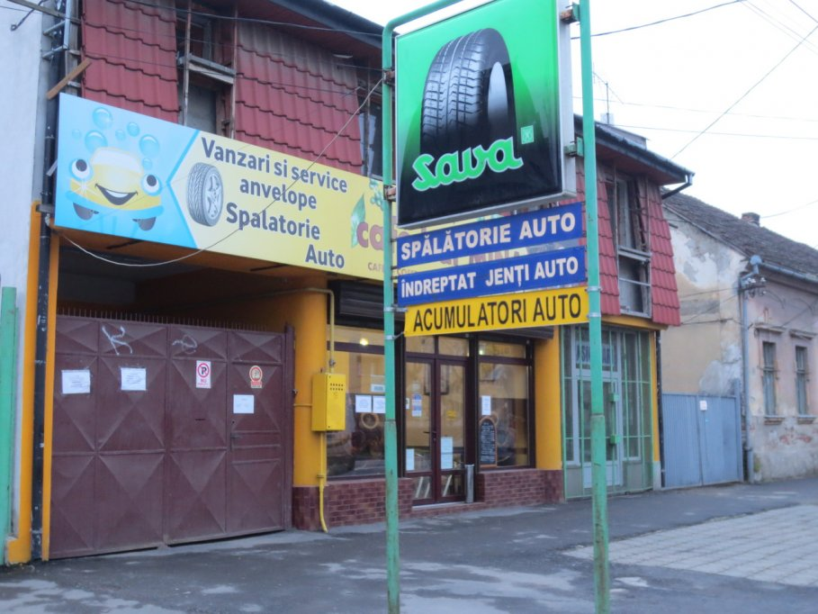 Spalatorie auto - str. Simion Barnutu nr. 18