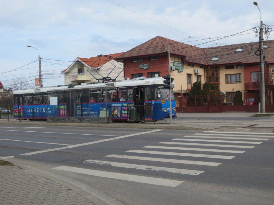 Statie RATT - B-dul Liviu Rebreanu colt cu B-dul C-tin Brancoveanu