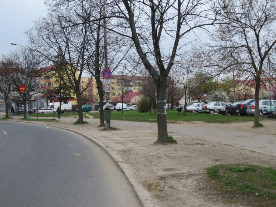 Statie RATT - Piata Gheorghe Domasnean - AEM