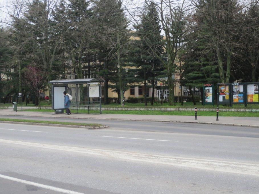 Statie RATT - Universitatea de Vest retur