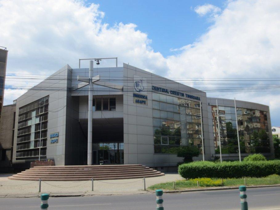 Biserica Agape Timisoara