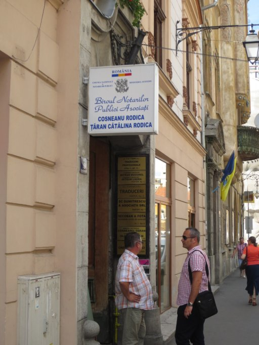 Birou notarial Taran Catalina Rodica