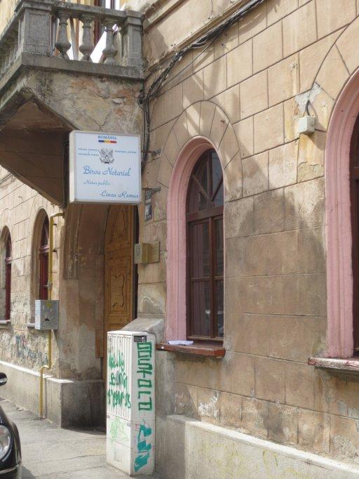 Biroul notarial Cinca Nicolae Remus