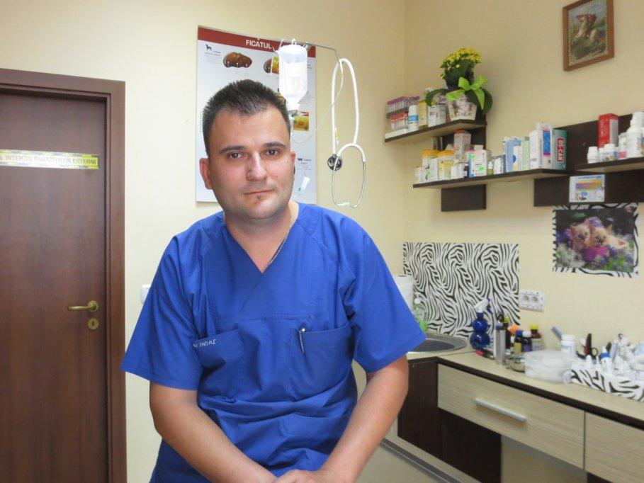 Indre Dinu - doctor