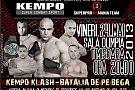 KEMPO KLASH - Batalia de pe Bega