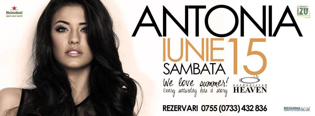 Concert Antonia in Heaven