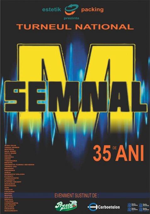 Concert Semnal M by Snake