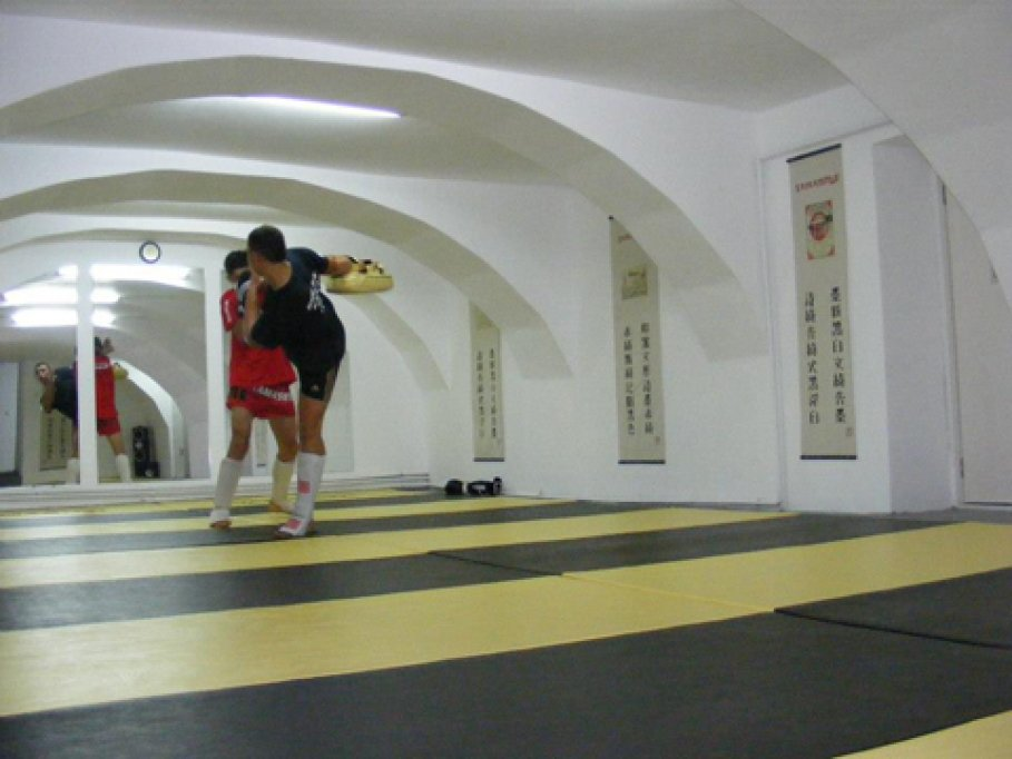 Curs Kyokushin Full-Contact