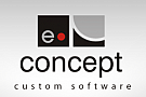 e-concept custom software