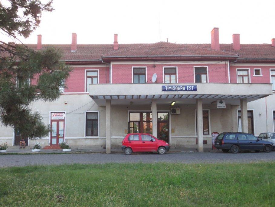 Gara CFR Timisoara Est