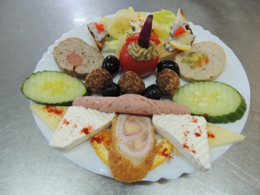 Meniu botez - Restaurant La Rousse