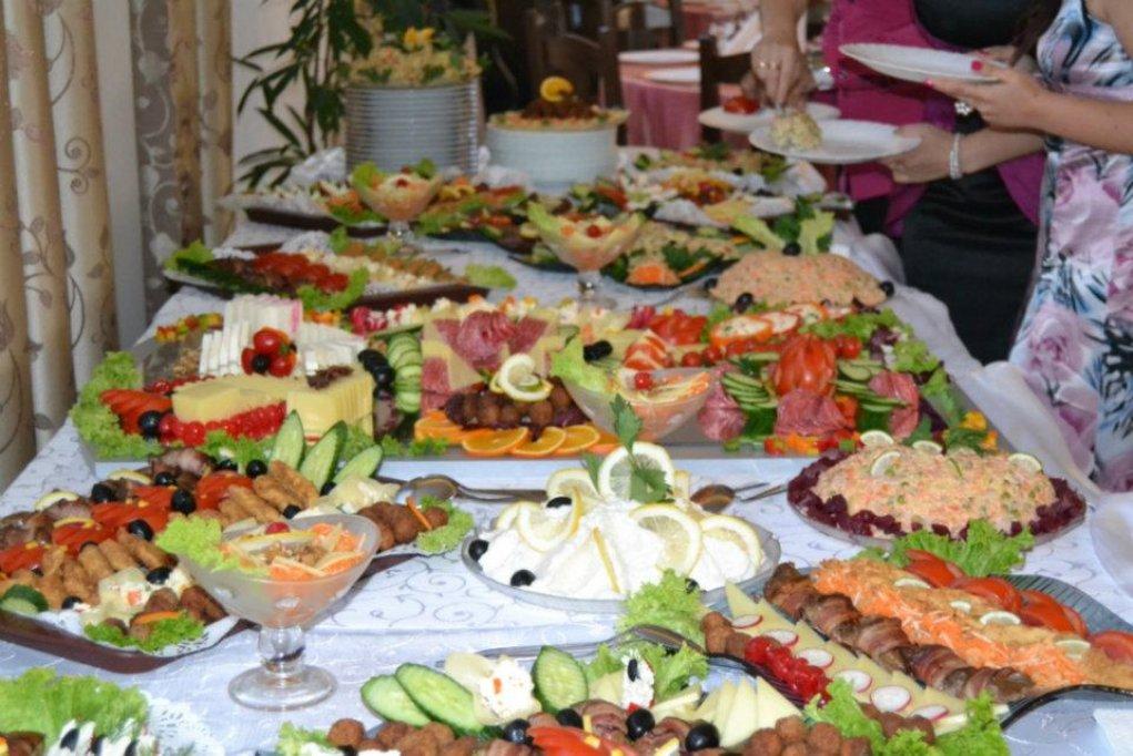 Meniu majorat - Restaurant La Rousse