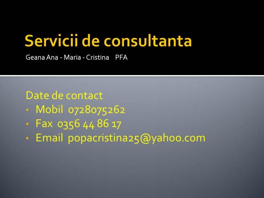 Geana A.M.Cristina PFA