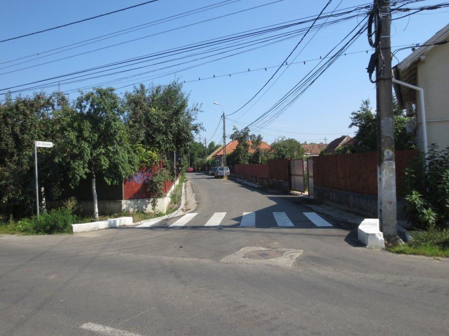 Strada Ghioceilor
