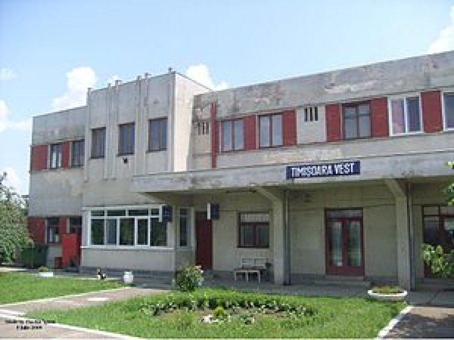 Gara CFR Timisoara Vest