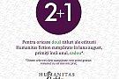 2+1 la oricare 3 carti de la editura Humanitas Fiction!