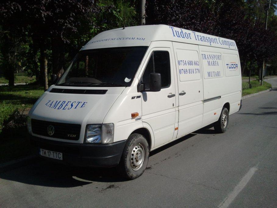 Tudor Transport Company - firma transport marfa Timisoara. Servicii de: transport marfa, mutari, relocari de sedii.