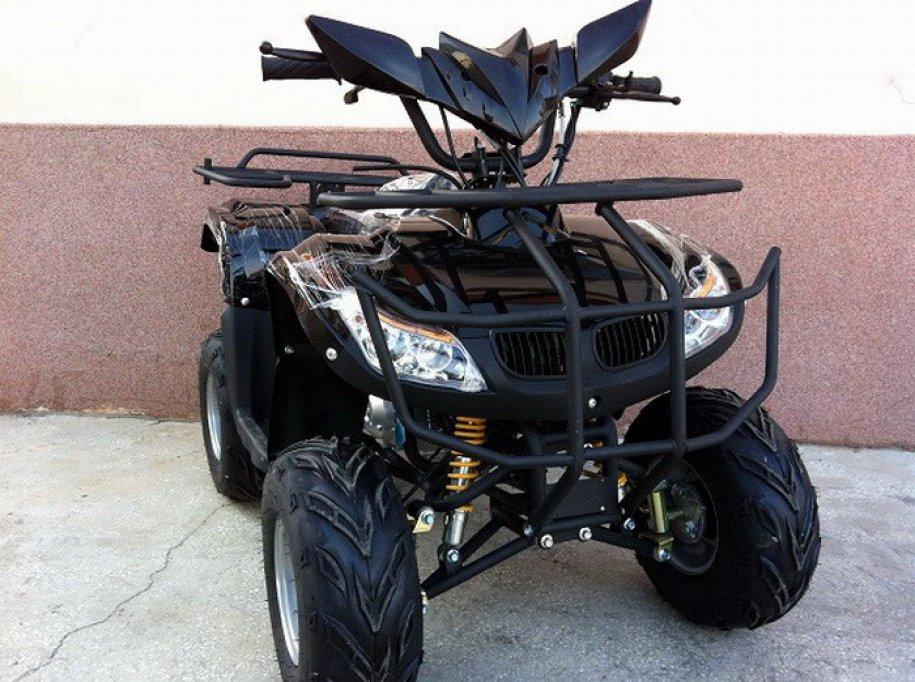 ATVuri BMW Adventure de 125cc NOI pentru copii si adulti fara permis