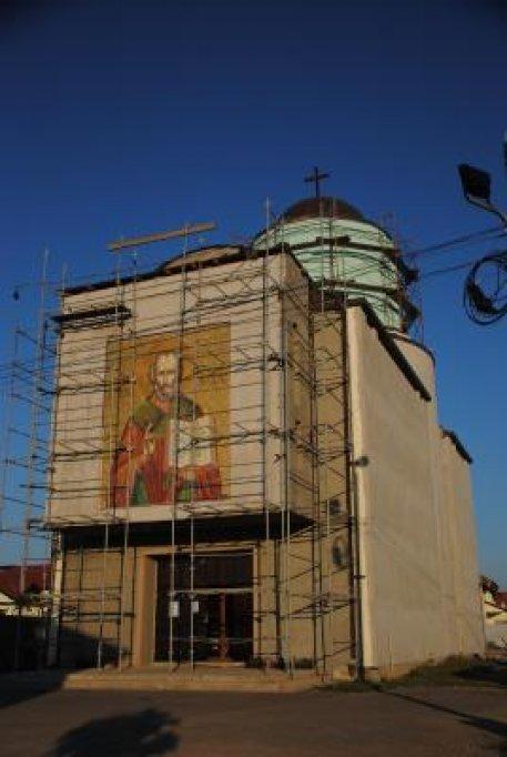 Proiect Biserica Sfantul Nicolae