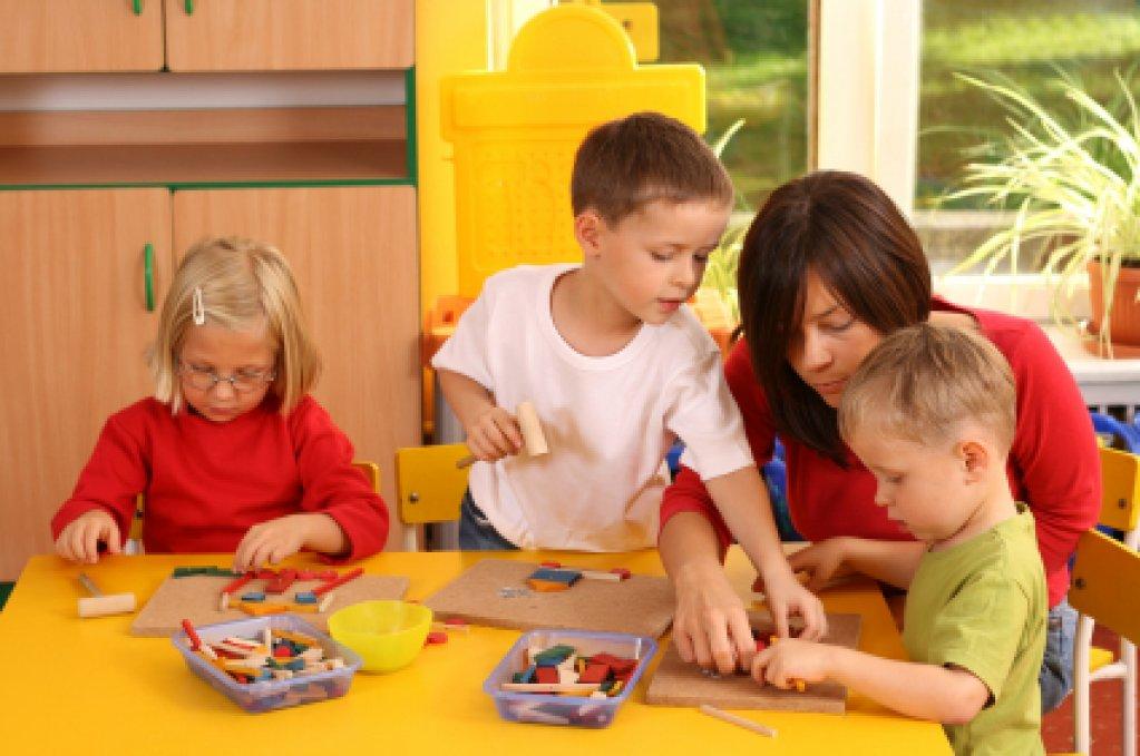 Acte necesare pentru inscrierea copilului la cresa sau gradinita