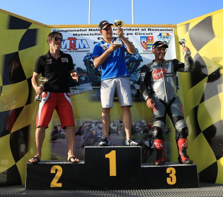 Ionel Pascota a castigat si ultimele doua etape din Campionatul National