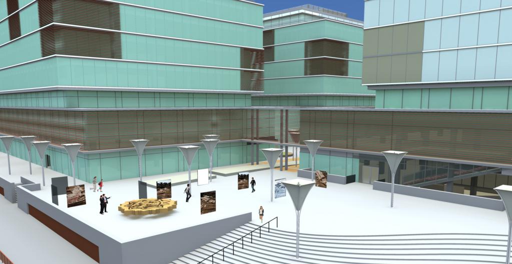 Descoperire arheologica la City Business Centre