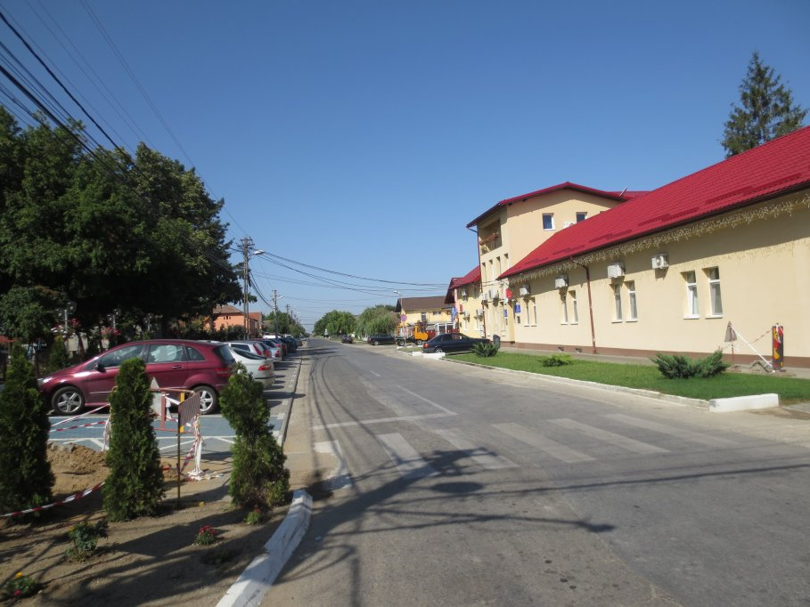 Strada Semenic