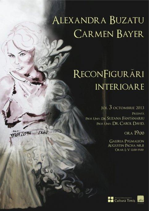 ReconFigurari Interioare - Carmen Bayer si Alexandra Buzatu
