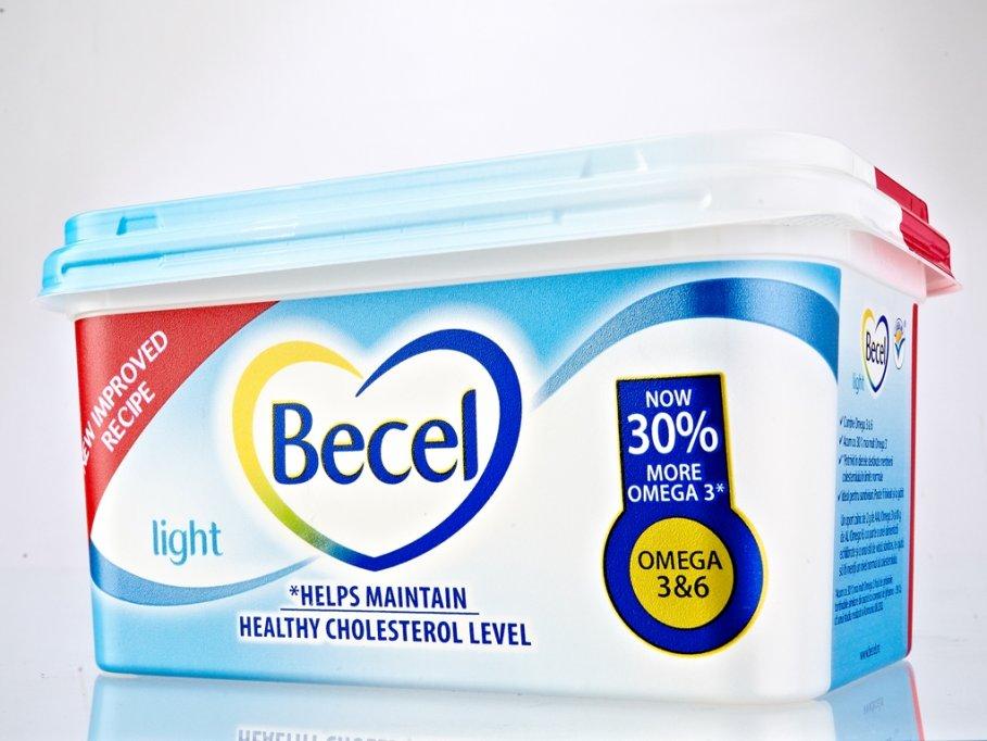 In luna septembrie, Becel te invita sa-ti testezi gratuit nivelul colesterolului