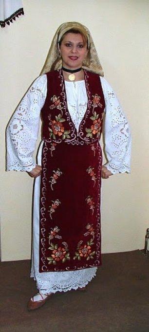 Confectionam Costume Populare
