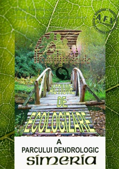 Asociatia Familia Verde - Prezenti la ecologizare, oriunde este nevoie!