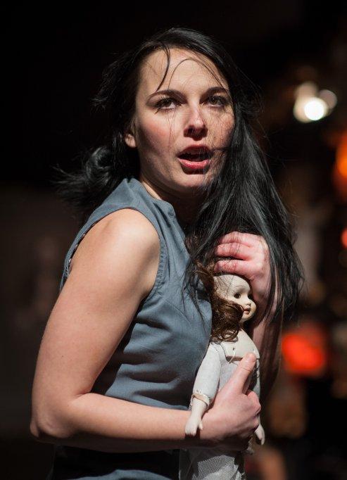 Lorincz Rita – cea mai buna actrita a Festivalului de Teatru Scurt