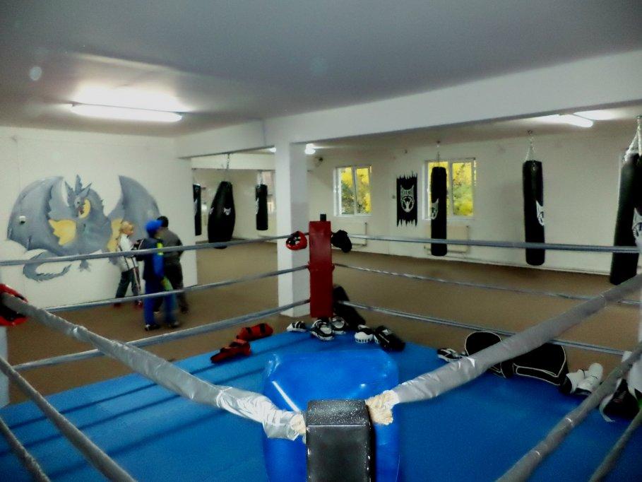 Cursuri Kick-boxing