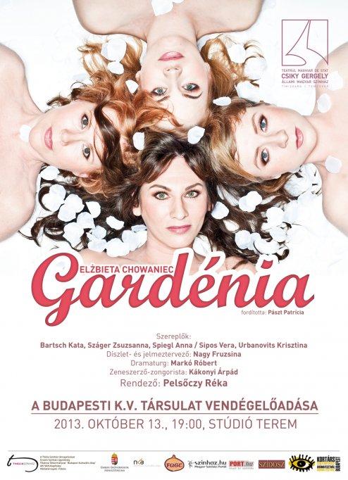 Weekendul gardeniilor la Timisoara. Patru femei de doua ori/