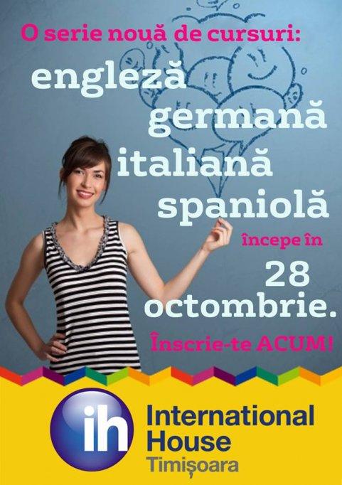 Cursuri de limba italiană de la International House