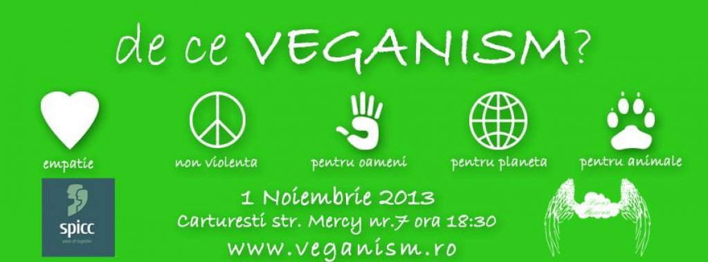 De ce veganism?