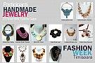 Handmade Jewelry Fashion Week Timisoara, 23 noiembrie, 2013