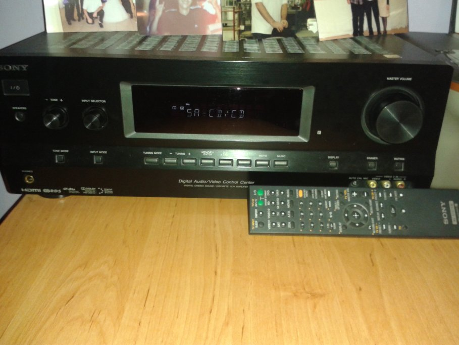 Sony STR-DH700 Home Theater A/V Receiver