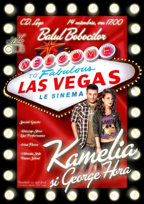Balul Bobocilor C.D. Loga - Concert Live Kamelia & George Hora