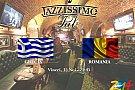 Meciul Grecia - Romania, transmis live la Jazzissimo
