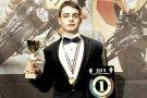 Vlad Neaga, cel mai bun sportiv al anului 2013 la Supermoto