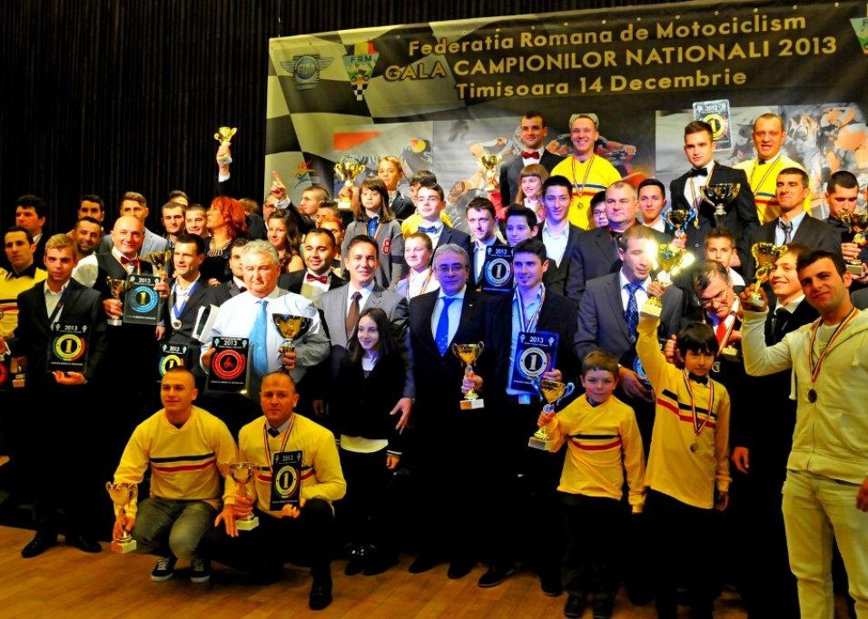 Vlad Neaga, cel mai bun sportiv al anului 2013 la Supermoto si al doilea in topul sportivilor anului