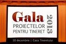 Gala Proiectelor pentru Tineret 2013