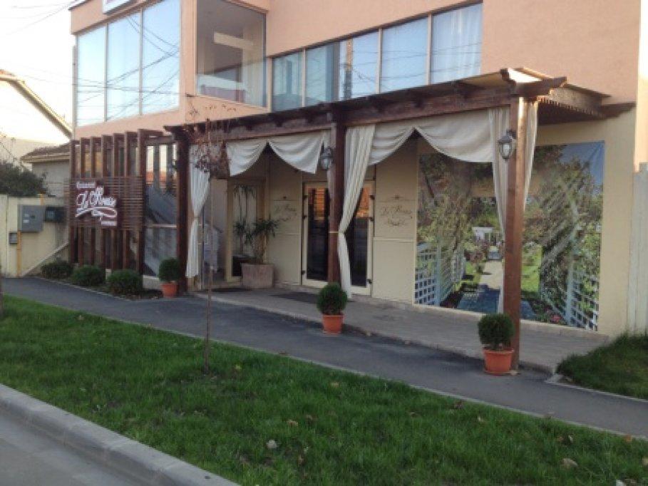 Restaurant La Rousse