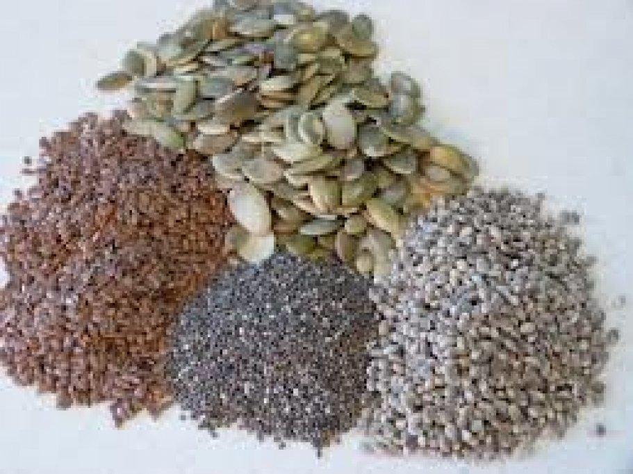 Semintele, hrana din dieta zilnica!