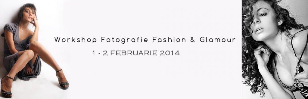 Workshop de Fotografie Fashion & Glamour