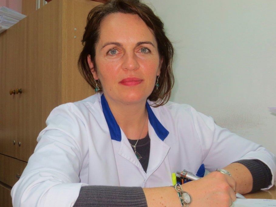 Cernescu Carmen Ligia - doctor